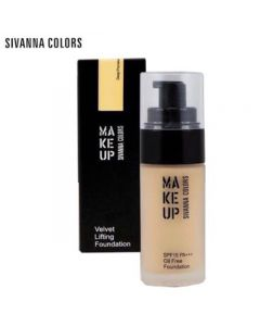 Sivanna Colors Makeup Velvet Lifting Foundation SPF15PA+++ (30ml)