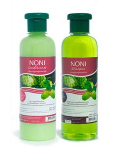 Banna Noni Hair Shampoo + Conditioner