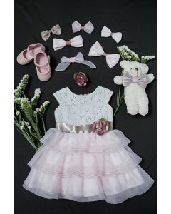 Little Coogie Dress X 1853 Pink