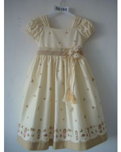 Botanique Cream Dress