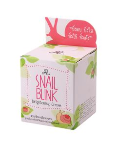 Snail Blink Brightening Cream (15g)