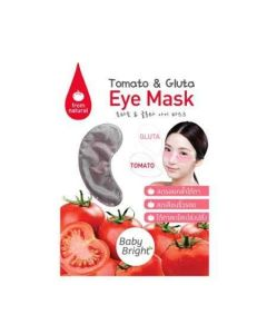 Baby Bright Tomato & Gluta Eye Mask ( 6 pairs)