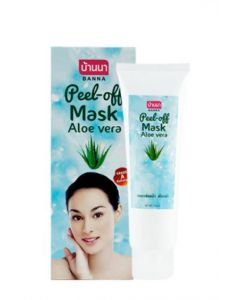 Banna Aloe Vera Peel -Off Facial Mask (120 ml)