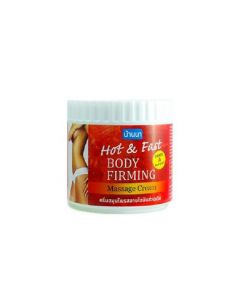 Banna Hot & Fast Body Firming Massage cream 500ml