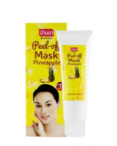 Banna Pineapple Exfoliating Facial Mask (120 ml)