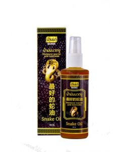 Banna Massage Snake Oil Spray (85 ml)