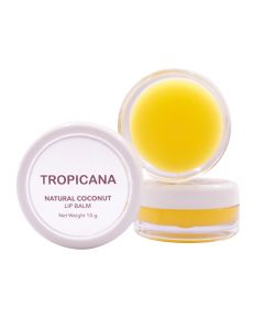 Tropicana Coconut Lip Balm Banana Happy (10g)