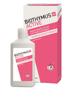 Biothymus AC Active Restructuring Shampoo for Women (200 ml)