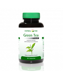 Herbal One Green Tea Extract Capsule