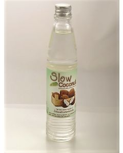 Slow Cold Pressed Coconut Oil (100 ml)
