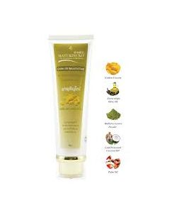 Mayukinuko Golden Silk Natural Gel Soap (100 ml)