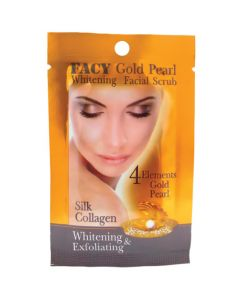 Facy Gold Pearl Whitening Facial Scrub
