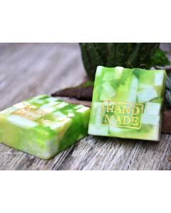 Saboo Natural Soap - Aloe Vera (100g)