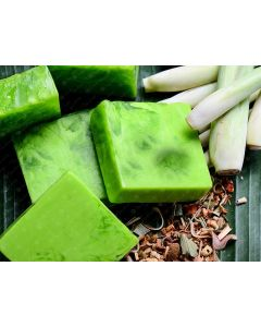Saboo Natural Soap - Lemongrass (100g)