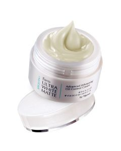 Faris Ultra White Matte Advanced Whitening Oil Control Cream (30 g)