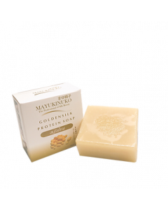 Mayukinuko Golden Silk Protein Soap (40 g)