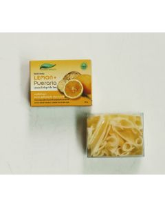 Green Wealth Lemon + Pueraria Soap 80 g