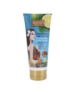 Anyanang Herb Bergamot and Seaweed Hair Mask (200g)