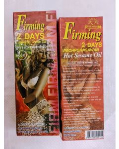 Pechpornsawan Firming 2 Days Hot Sesame Oil (95 ml)