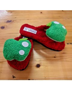 Children Slippers Apple Medium Group