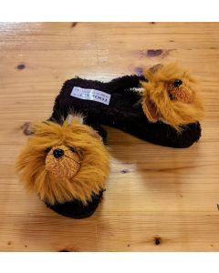 Children Slippers Lion Medium Group
