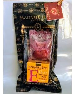 Madame Heng Gift Soap Set (2 pcs)