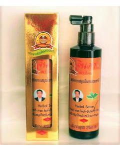 Jinda Hair Herbal Gold Serum (250ml)