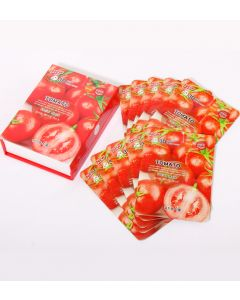 East-Skin Tomato 3D Facial Mask (10x38ml)