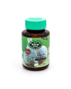Khaolaor Garlic Extract Tablet Alicia 5000