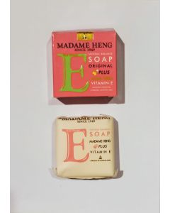 Madame Heng Soap with Aloe Vera and Vitamin E.