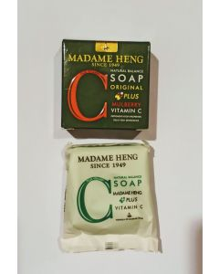 Madame Heng Natural Balance Soap Mulberry  Plus Vitamin C (150g x 3 pcs)