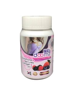 Maxi Doomz Breast Enlargement Capsules (30 pcs)