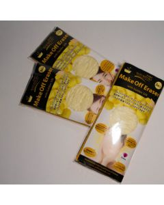 Mayukinuko Golden Silk Make-off Eraser