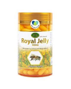 Nature's King Royal Jelly 1000mg (120 capsules)