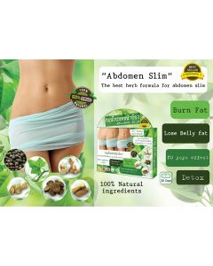 Abdomen Slim Herbal Dietary Supplement