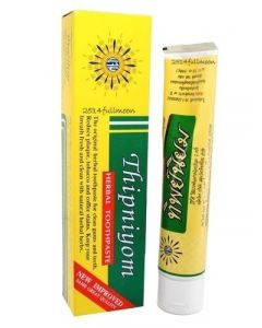 Thipniyom Herbal Toothpaste (160g)