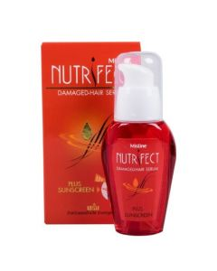Mistine Nutrifect Dry Damaged Hair Serum Plus Sunscreen (30ml)
