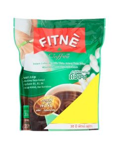 Fitne Coffee Instant Coffee Mix with White Kidney Bean Extract (15g x 20 sachets)