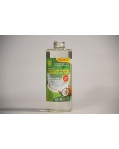 BB Natural Oil Vacuum Virgin Coconut Oil Organic (500 ml)