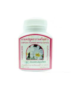 Thanyaporn Compound Pueraria Mirifica Capsules