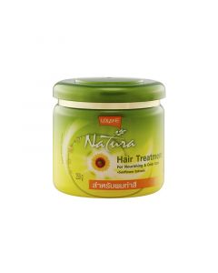 Lolane Natura Hair Treatment Sunflower For Nourishing & Color Care (250g)