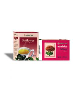 Herbal One Safflower Tea (20 pcs)