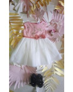 Little Coogie Dress H-639 Pink