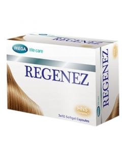 Mega We Care Regenez Capsule Hair Nourishment (3 x 10)