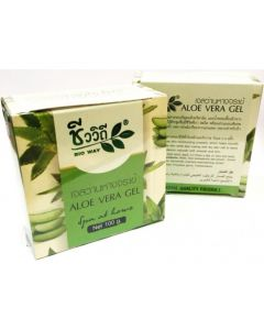 Bio Way Aloe Vera Gel Natural (100 g)