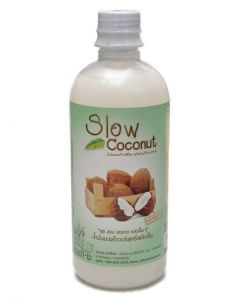 Slow Coconut Cold Pressed Coconut Oil (250 ml)