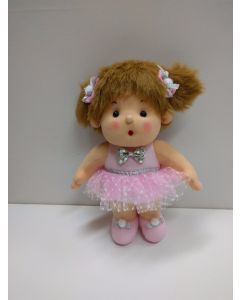 "Peppermint Doll ""Ballet"" in Pink Dress"