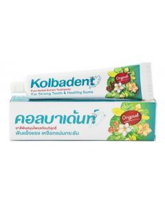 Kolbadent Herbal Toothpaste (160g)