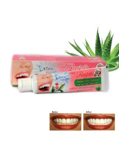 Rasyan Herbal Clove Toothpaste with Aloe Vera & Guava Leaf (30g)