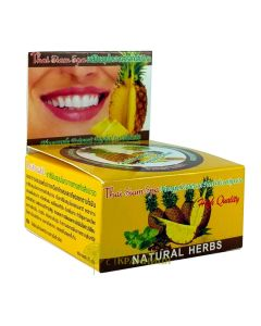 Thai Siam Spa Pineapple Toothpaste  (25g x 12 pcs)